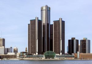 Renaissance_Center,_Detroit,_Michigan_from_S_2014-12-07